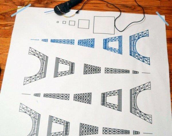Планарные схемы для 3Doodler