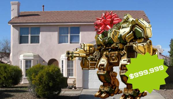 Your own MegaBot