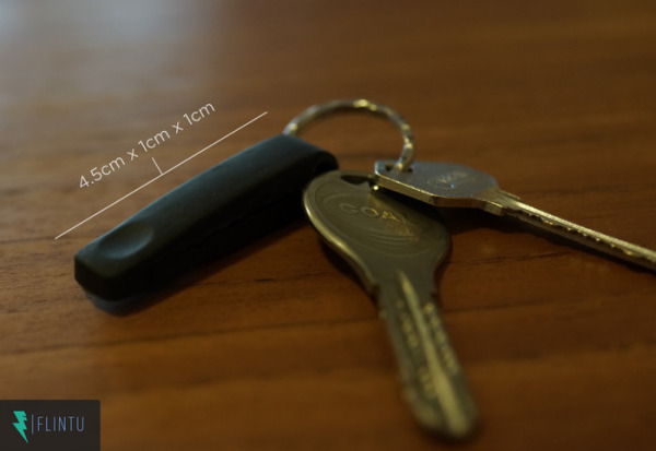 plan V on key chain