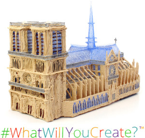 3doodler church