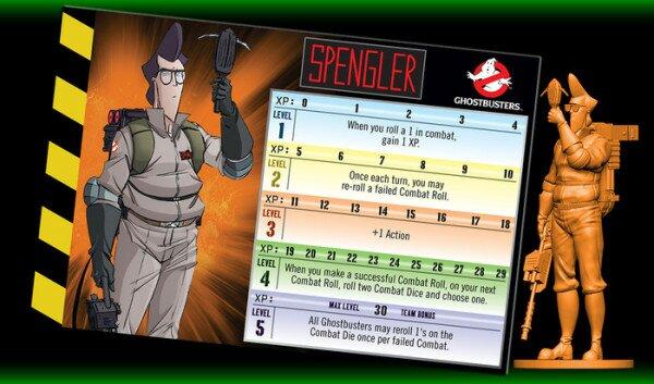ghostbuster spengler