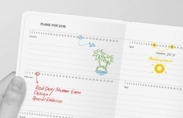 lavish month planner