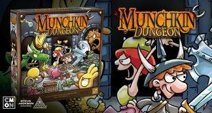 Munchkin Dungeon Kickstarter