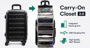 Carry-On Closet 2.0