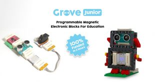 Grove Junior kickstarter