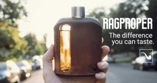 Modern Glass Flask kickstarter
