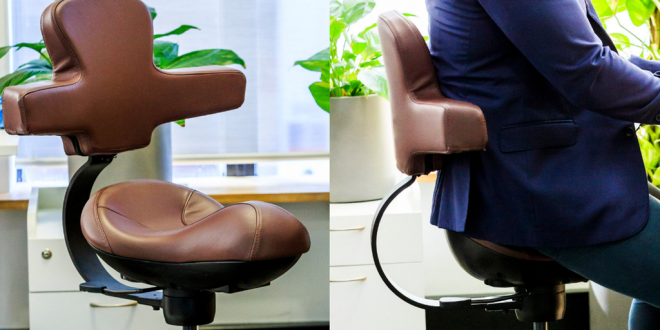 Workorse saddle kickstarter